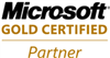 Получен статус «Microsoft Gold Certified Partner»